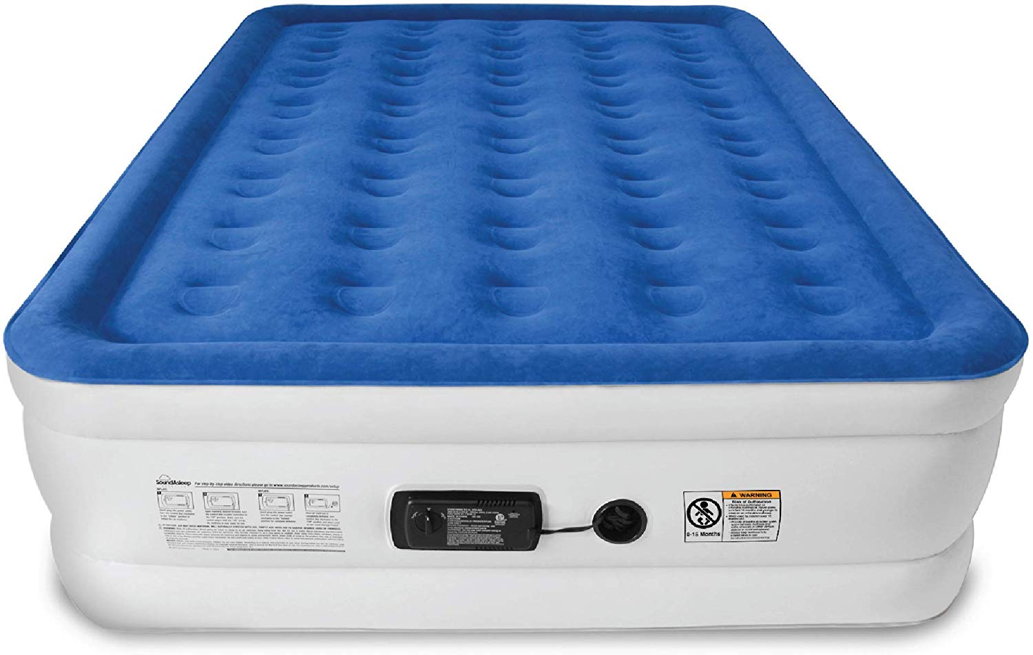 memory foam air mattresses